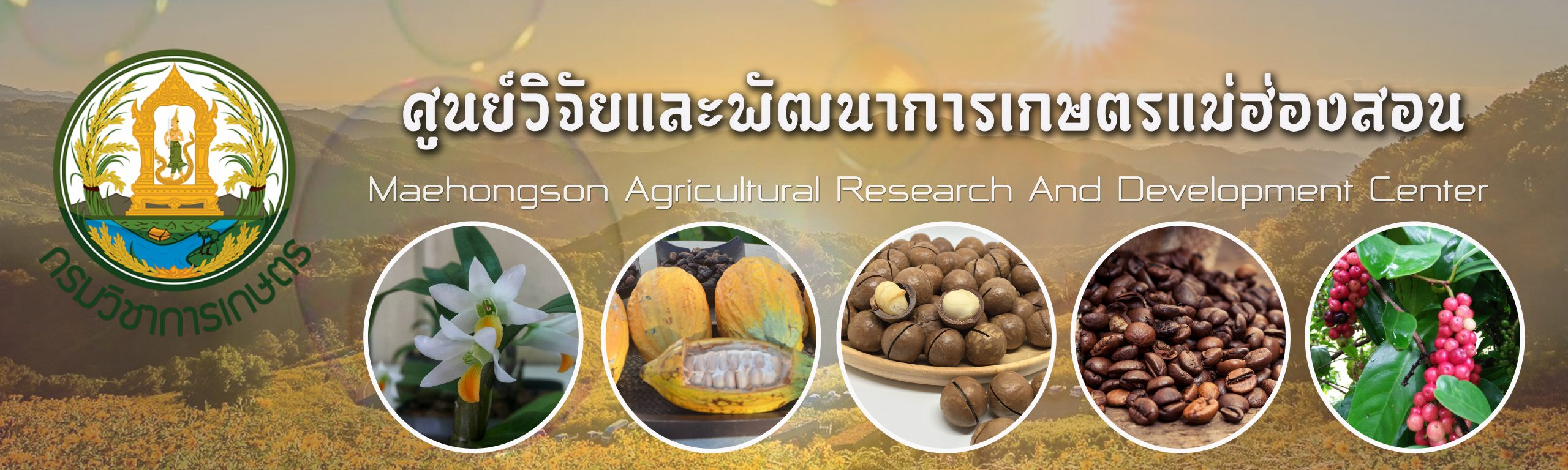 ศูนย์วิจัยและพัฒนาการเกษตรแม่ฮ่องสอน