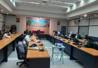 สำนักวิชาเทคโนโลยีการเกษตร มหาวิทยาลัยวลัยลักษณ์ ศึกษาดูงานการปลูกโกโก้ และกาแฟโรบัสตา