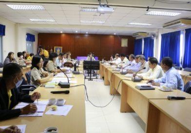 ร่วมประชุมคณะกรรมการบริหารสถาบันวิจัยพืชสวน ครั้งที่ 3/2563