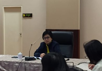 นางสาวอิงอร ปัญญากิจ รองอธิบดีกรมวิชาการเกษตร เป็นประธานประชุมคณะทำงานฟื้นฟูพื้นที่รีสอร์ทธรรมชาติอ่างขาง กรมวิชาการเกษตร ครั้งที่ 1/2564