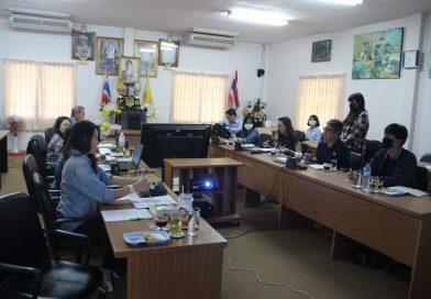 ประชุมพิจารณาร่างหลักเกณฑ์และวิธีการตรวจสอบลักษณะพันธุ์มันฝรั่ง