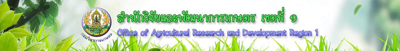 สำนักวิจัยและพัฒนาการเกษตรเขตที่ 1
