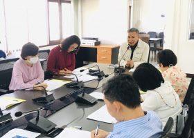 ประชุมเพื่อพิจารณาปรับแผนการผลิตพันธุ์พืช ประจำปีงบประมาณ 2564